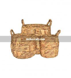 water hyacinth basket homebase